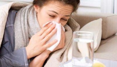 علاج نزلة البرد بالاعشاب