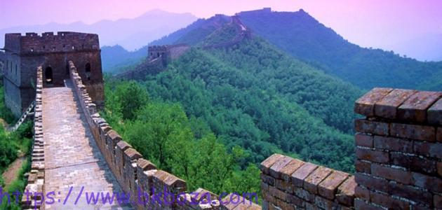 صور الأماكن السياحية في الصين