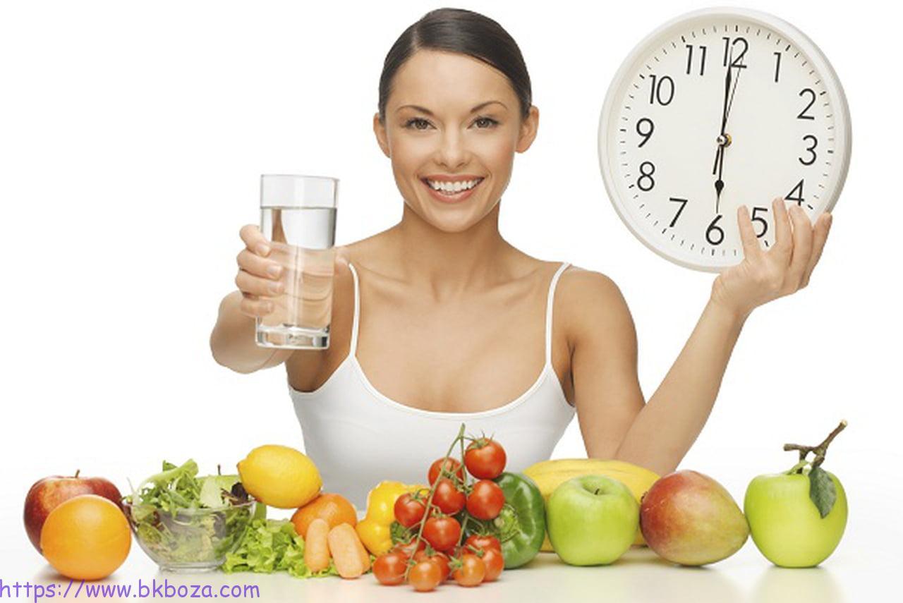 التخلص من الوزن الزائد في 10 أيام