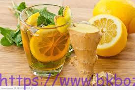 رجيم الزنجبيل والليمون